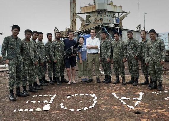日媒称菲律宾批中国在南海填海造陆离谱可恶-