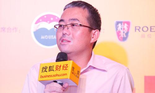 中欧陆家嘴国际金融研究院执行副院长刘胜军