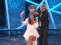 《艾伦秀第12季片花》S12E02 金卡戴珊冰桶挑战不忘自拍