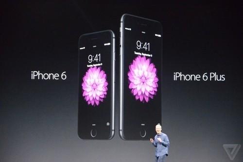 iPhone6第2批上市地公布(图片来自Theverge)
