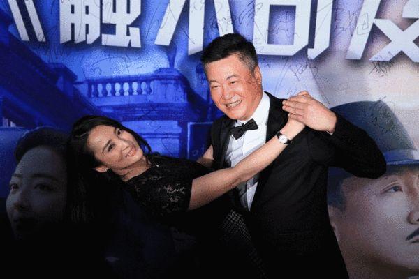 赵宝刚与蒋勤勤跳探戈