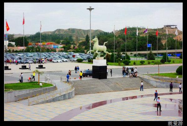 广州 甘南/兰州中川机场,返回广州,结束了此次旅行