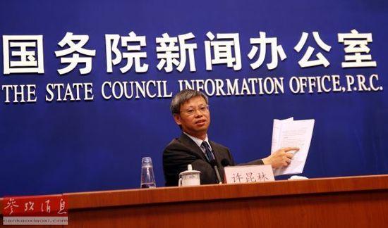 国家发展改革委:我国反垄断调查不存在选择性执法问题。新华社记者潘旭 摄