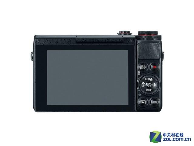 """阻击黑卡 佳能正式发布1""""底便携相机G7X"""