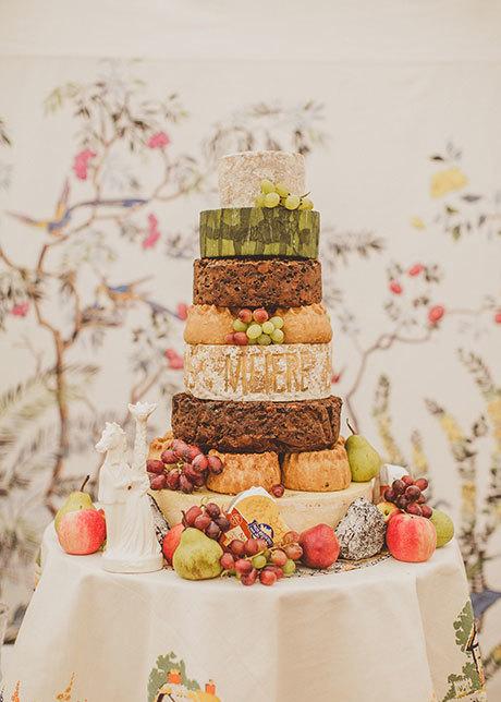 欧式风格翻糖蛋糕