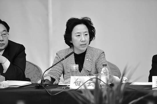 8月29日,中纪委监察部网站宣布,山西省委常委、统战部部长白云接受组织调查。CFP供图(资料图片)