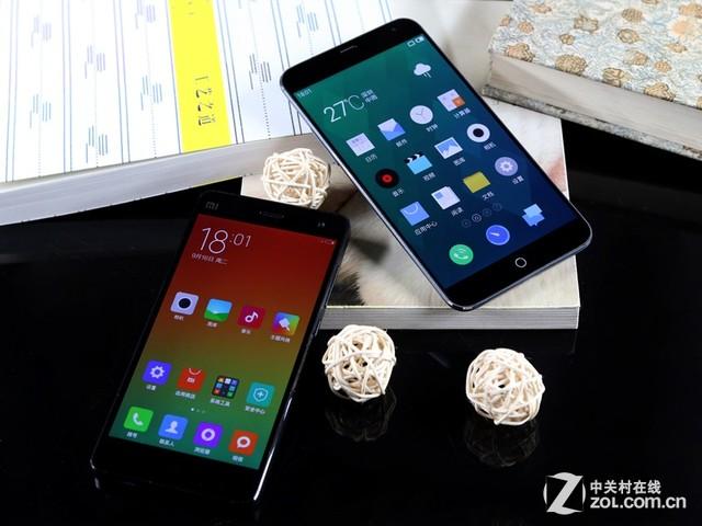 当梦想撞击现实 魅族MX4对比小米手机4