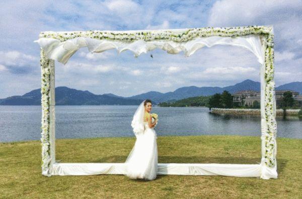 《从爱情到幸福》李沁婚纱照曝光