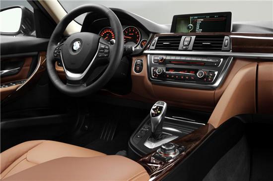 轴距更长 灵活不减 华宝BMW 3系长轴距版