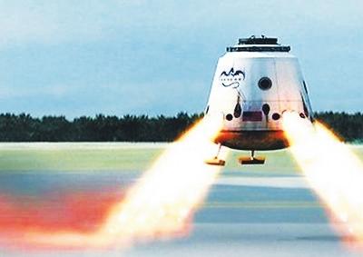 """第二代""""龙""""飞船可以运载7名宇航员,但尚未进行载人试验。"""