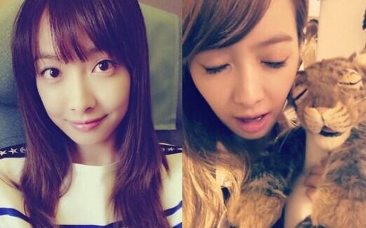 宋茜称在instagram上写韩文,微博上写中文
