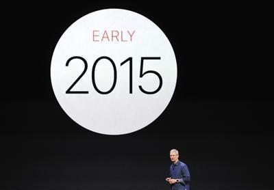 """尽管iPhone6首日预订开门红,刷新历史纪录,但苹果公司仍有""""不顺心""""的事―iPhone6无法在中国大陆市场""""按时""""发售。"""