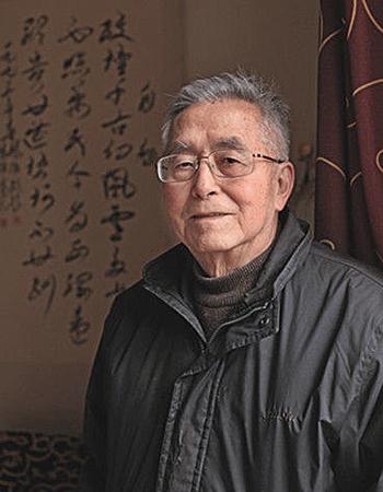 云南省政协原副主席杨维骏。