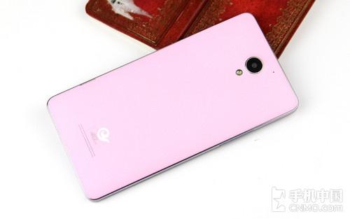 时尚靓丽/4G双卡双通 酷派S6粉色版评测