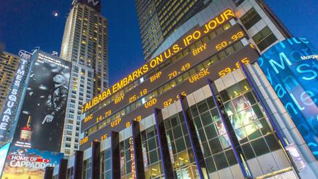 港股面临大失血 投资者或抛售其他股票转购阿里