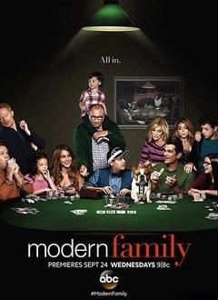 摩登家庭第6季--电视剧