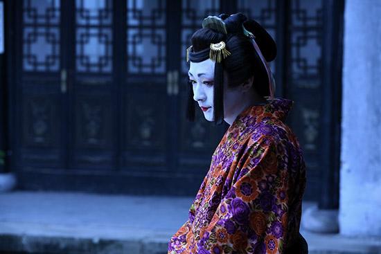 田重扮日本歌姬