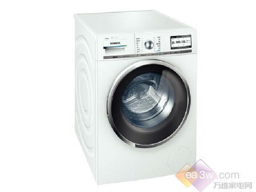 这款外观低调的西门子WM16Y880TI洗衣机在技术和功能方面有多个亮点,自动添加洗涤液功能是亮点之一。该功能可以根据衣物的量精准投放洗涤剂,用户放一次洗涤剂可多次轻松洗涤。