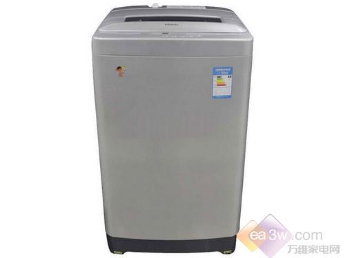 这款洗衣机可对衣物重量与材质对洗衣程序进行模糊控制,以确定水位的高低、时间的长短,自动选择最佳洗衣程序,精确洗衣。