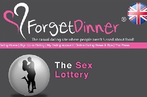 """据报道,该网站名为""""forgetdinner.co.uk""""。在此次彩票抽奖中,中奖的一男一女两人可免费入住英国布莱顿北里洛克酒店的豪华套房。"""