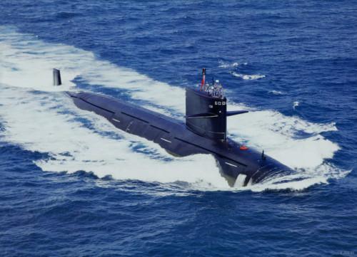 美媒曝解放军095潜艇重磅消息 美军陷惊慌(图)