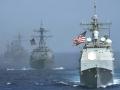 中国军情 美军双航母关岛军演