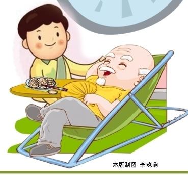 居家养老服务新规10月实施 独居老人每天享2小