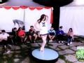 《明星家族的2天1夜片花》第二期 韩庚舞姿迷倒众生 周韦彤脱衣大秀火辣身材