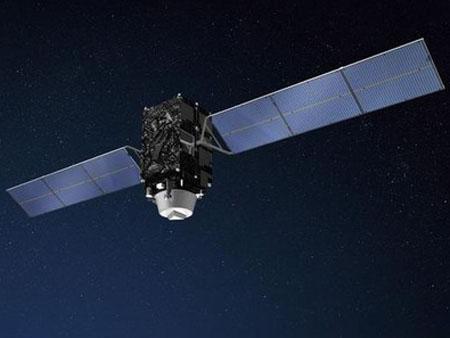 日本准天顶GPS辅助卫星资料图