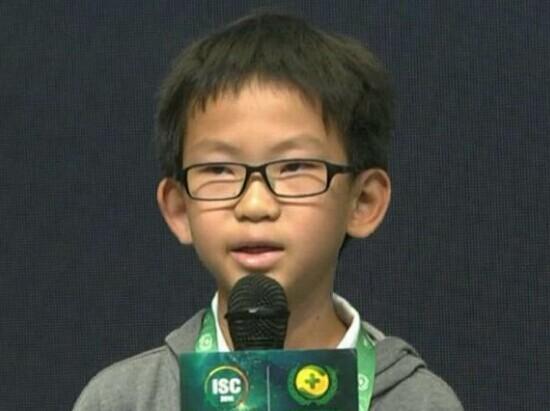 清华附中12岁学生成中国最小黑客:为了不做作业