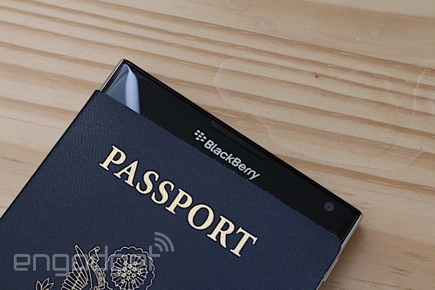 外媒评测黑莓 Passport 后:都在吐槽