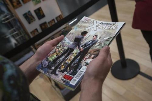 美国巴尔的摩大学称,将在2015年春季学期开设一个以美国漫画巨头漫威公司的作品为对象的课程。