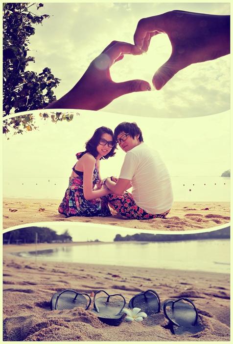 巴厘岛love游记----★婚礼蜜月全纪录★美图