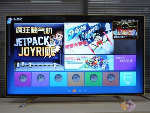 极致超清体验 联想50S9智能电视热卖中