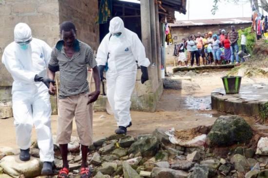 据英国《镜报》报道,近日,利比里亚两名感染埃博拉病毒后被确诊死亡的妇女突然苏醒,并开始在人群中到处行走,给当地居民带来极大的恐慌。