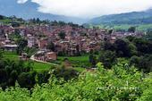 幸福的国度尼泊尔 意外闯入宁静古村