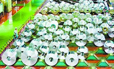 宝钢生产现场资料照片