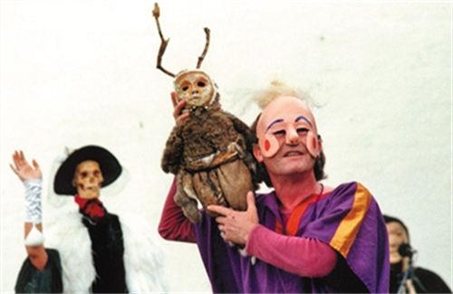 尤金诺・芭芭和他的欧丁剧团将在乌镇戏剧节上演的《进步颂》是一场来自异国的嘉年华。