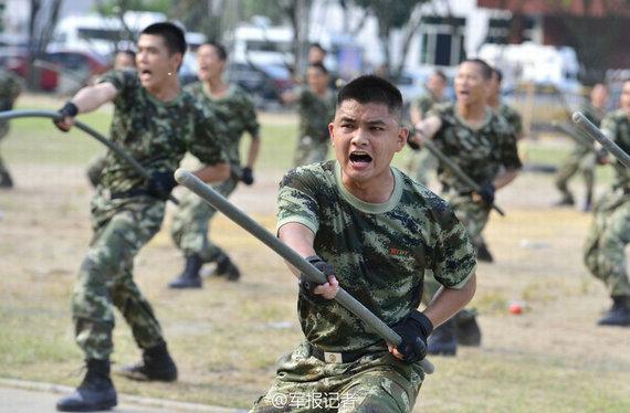 武警参与香港安保没有法理障碍