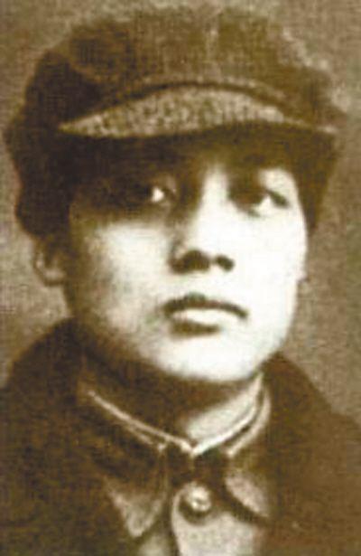 毛泽东家族为革命献身的6位英烈 最年轻者仅19岁(组图)