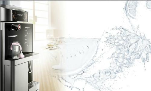 沁园净水机让健康饮水理念深入人心