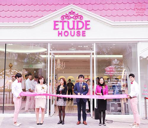 【图】ETUDE HOUSE伊蒂之屋北京旗舰店梦幻开业