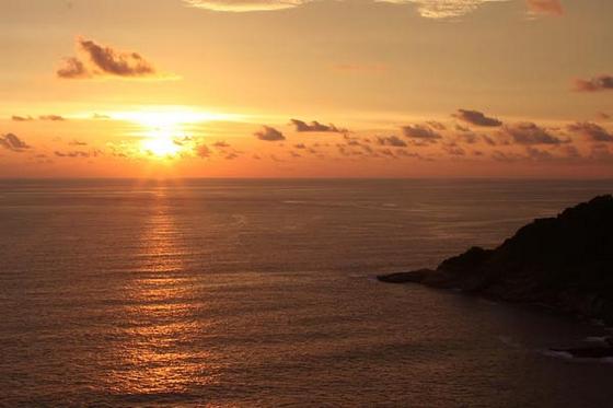 神仙半岛风景  神仙半岛的美食  神仙半岛餐厅 phromthep cape rest