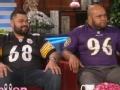 《艾伦秀第12季片花》S12E19 超级碗冠军回应NFL丑闻