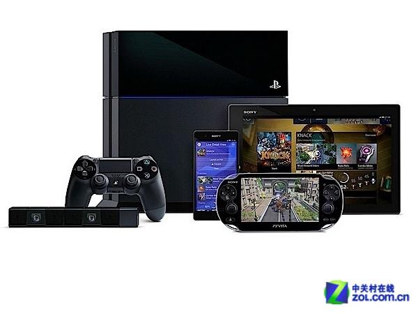 更新无线模块 索尼PS4新型号悄然上市