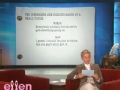 《艾伦秀第12季片花》S12E21 防性骚扰游戏爆笑上演