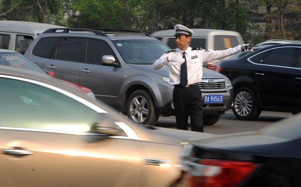 尹喜平曾任太原市交警支队队长、太原市公安局副局长等职,与此前被免职的太原市公安局原局长苏浩、李亚力工作均有交集。 CFP 资料
