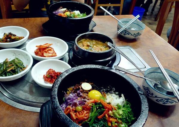韩国旅游不得不吃的7大特色美食