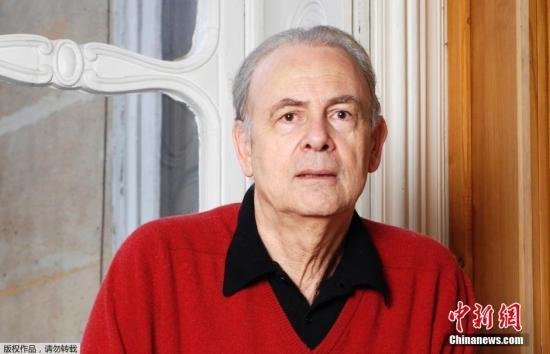 当地时间10月9日,2014诺贝尔评委会宣布,法国作家帕特里克・莫迪亚诺获得诺贝尔文学奖。