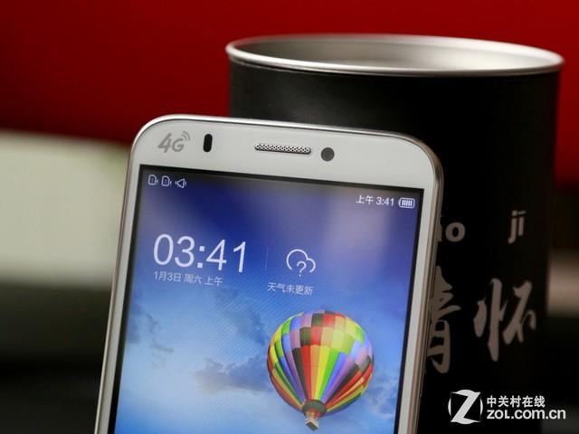 百元4G手机 大可乐 春全面评测图片